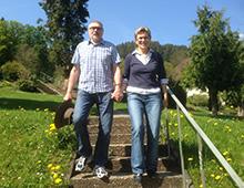Ernst und Irmgard Schülein – Hand in Hand