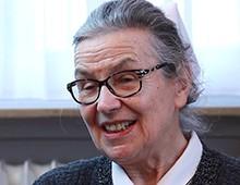 Schwester Hilde Häckel – Ruhestand ist Ansichtssache