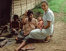 Schwester Erna Weimar – als Krankenschwester und Hebamme im Busch