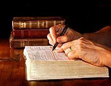 Wie viel Bibel braucht der Mensch?