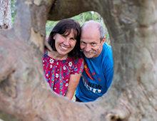 Gerhard und Brigitte Stamm – leben für den Herrn der Welt