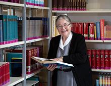 Schwester Irmgard Wieland – Bibelkennerin mit Herz und Hirn