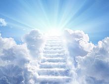 Wie komme ich in den Himmel?