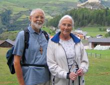 Werner Bühler – der Mann mit dem Kreuz